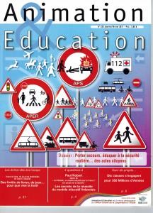 AE220 - Porter secours, éduquer à la sécurité routière... des actes citoyens - N°220 Janvier-Février 2011
