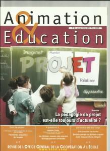AE214 - La pédagogie de projet est-elle toujours d'actualité - N° 214 Janvier-Février 2010