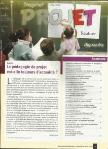 AE214 - La pédagogie de projet est-elle toujours d'actualité - N° 214 Janvier-Février 2010 - Sommaire