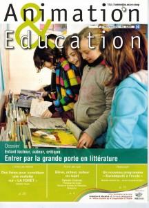 AE227 - Enfant lecteur, auteur, critique, Entrer par la grande porte en littérature - N°227 Mars-Avril 2012