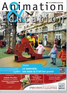 AE231 - La maternelle, une école où il fais bon grandir - N° 231 - Novembre-Décembre 2012
