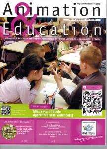 AE235 - Mieux vivre l'école Apprendre sans violence - N°235-236 Juillet-Octobre 2013