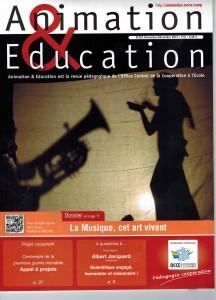 AE237 - La musique, cet art vivant - N°237 Novembre-Décembre 2013