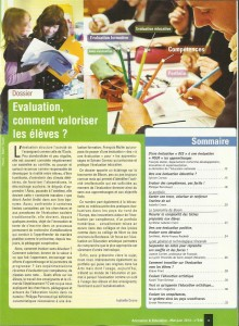 AE240 - Evaluation, comment valoriser les élèves - N°240 Mai-Juin 2014 - sommaire