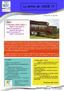 lettre n°59 - 5 Mars 2015 - Lab71 - 01